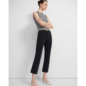 Theory Cardinal Trousers Black NWOT 00